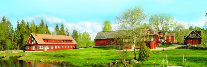 Retreat på Mundekulla i Småland